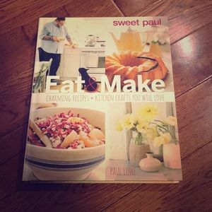 Other - ⚡️2/$18⚡️ Eat and Make by Paul Sweet